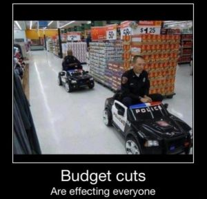 car-humor-funny-joke-driver-budget-cuts-police