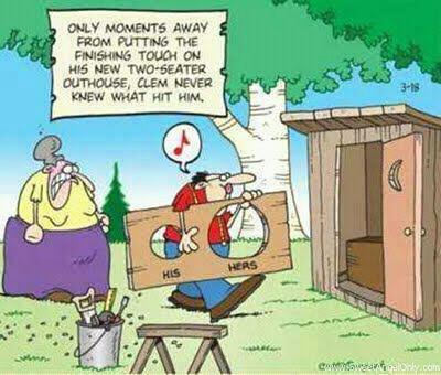 his-hers-outhouse