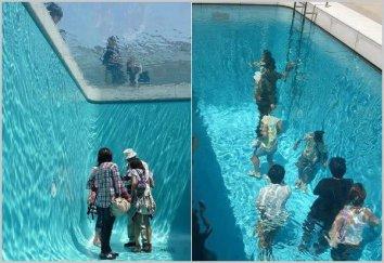 Pool-Illusion